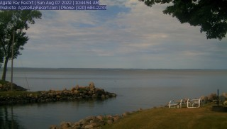 Live images from Agate Bay Resort Mille Lacs Lake, MN