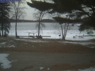 Live images from Lakewood Resort Itasca County, MN
