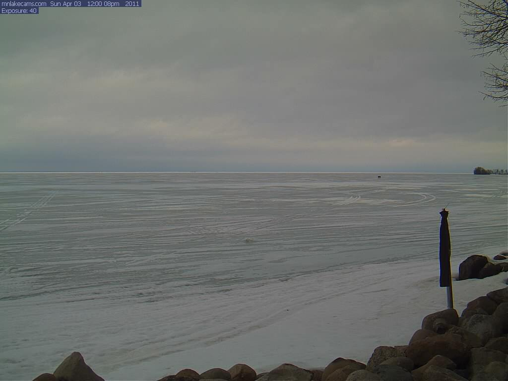 Mille lac webcam gap for adults for Mille lacs lake fishing regulations