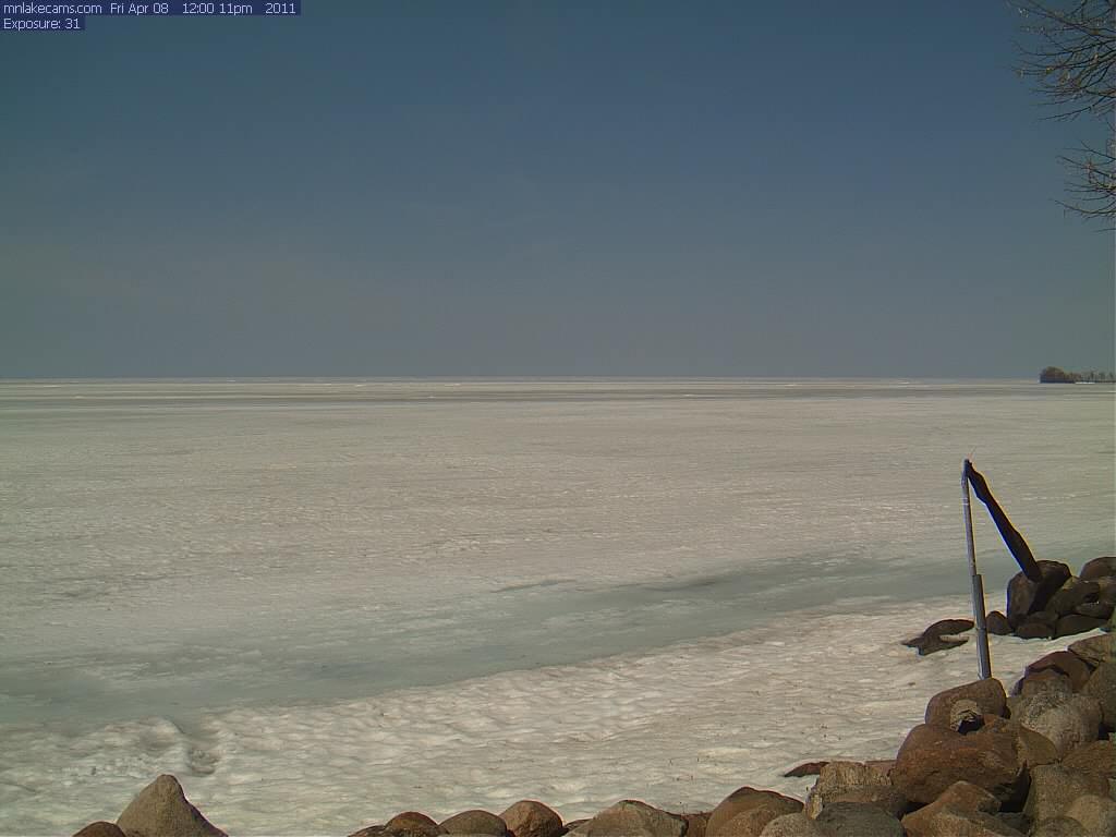 Mille lacs lake webcams home page for Lybacks ice fishing